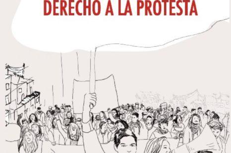 Desde el CIAJ presentaron el manual «Derecho a la protesta»