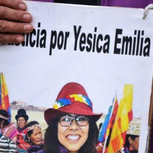 """""""Queremos igualdad del peso de la ley"""""""
