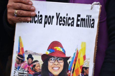 «Queremos igualdad del peso de la ley»
