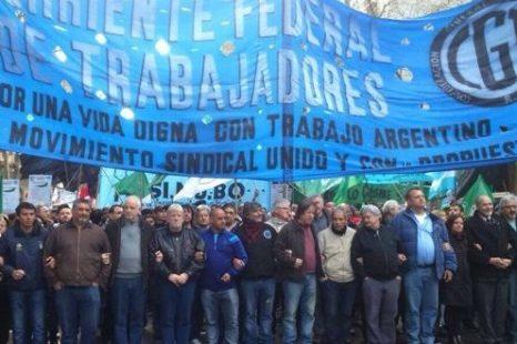 """""""La lucha social va por un carril que no se puede detener"""""""