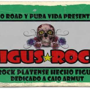 """FIGUS ROCK: """"Sirve para conocer a más personas del mundillo rockero"""""""