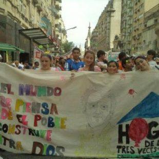 """El Hogar de la Madre recibió un factura de luz de 34 mil pesos: """"Esta factura hace visible un problema de la gestión de Garro""""."""