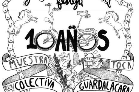 La Bicicletería, creación colectiva celebra 10 años