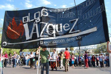 Olga Vázquez: el jueves habrá actividades para pedir por la reglamentación de la ley expropiación