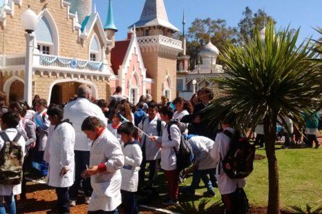 Reinauguración de la República de los niños: «Habíamos encontrado este lugar sin sueños»