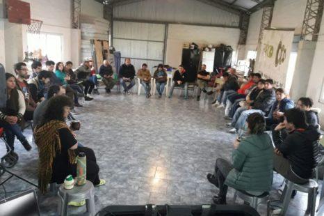 Encuentro de radios comunitarias de CABA y provincia de Buenos Aires