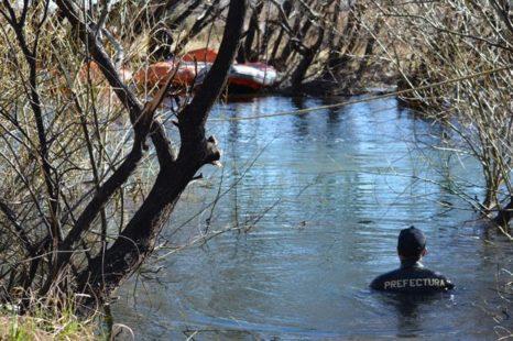 Aún no se identificó el cuerpo hallado en el Río Chubut