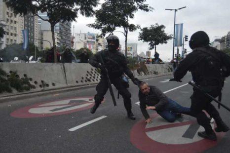 «En el país hay un agravamiento en las condiciones para el ejercicio de la protesta social»