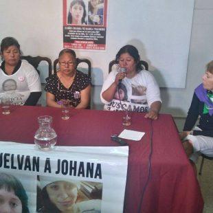 """Conferencia de prensa contra las violencias hacia las mujeres: """"No nos tenemos que callar"""""""