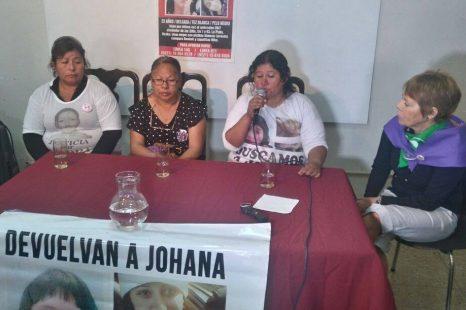 Conferencia de prensa contra las violencias hacia las mujeres: «No nos tenemos que callar»