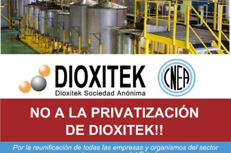 Denuncian planes de privatización en el Ministerio de Energía