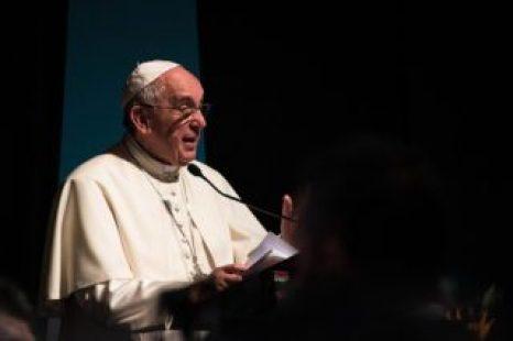 """Eneas Espinoza: """"La Iglesia lo plantea como un primer paso, pero necesitamos hechos concretos ya."""""""