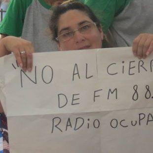 "FM Ocupas: ""Necesitamos la radio"""
