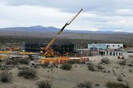 Se reactiva el proyecto para la instalación de un base de ayuda humanitaria en Neuquén