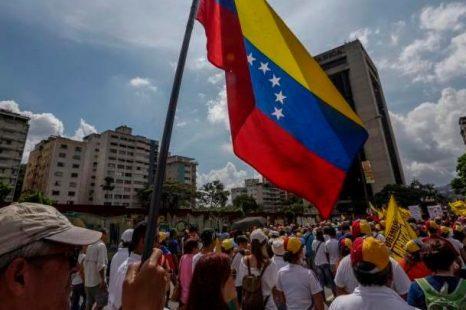 Informe de elecciones en Venezuela