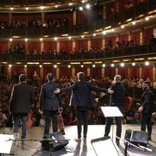 """""""El Gardel lo ganamos junto a todos los autores que están traccionando la escena de tango actual"""""""