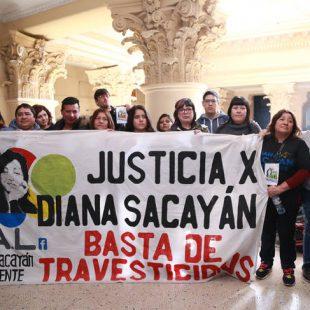 Sentencia por el crimen de Diana Sacayán