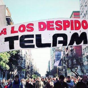 354 despidos en Télam