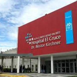 Hospital el Cruce, sin presupuesto