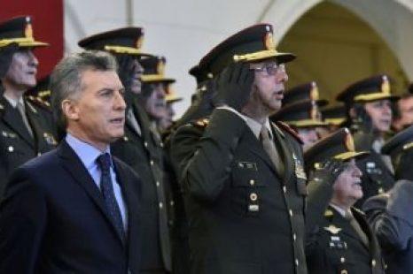 El gobierno analiza ampliar las tareas de las Fuerzas Armadas