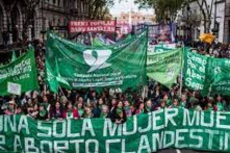 """""""Desde el 3J del 2015 en adelante, se puso en evidencia el gran proceso de organización de la mujer"""""""