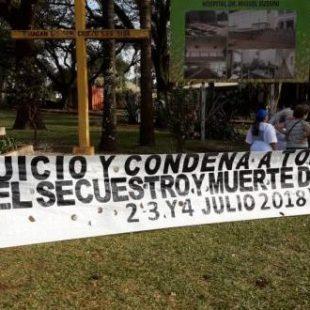 Juicio a represores en Corrientes