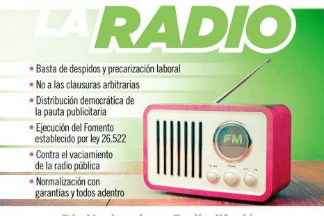Salvemos la radio