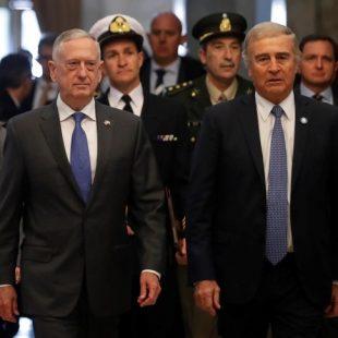 """Atilio Borón: """"Desde los Estados Unidos no confían en nuestro gobierno para la defensa en el G20"""""""