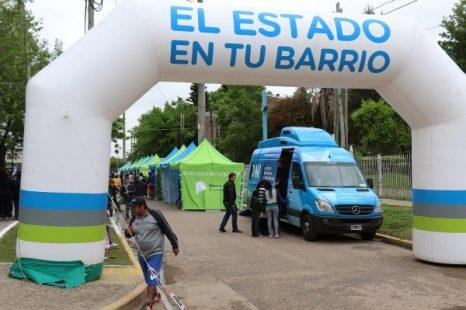 Agustín Scotti: «Va a haber familias que van a tener una ayuda concreta»