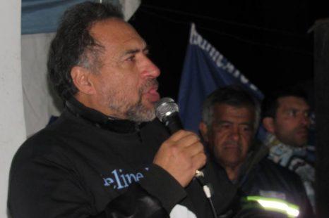 Acto homenaje a Felipe Vallese