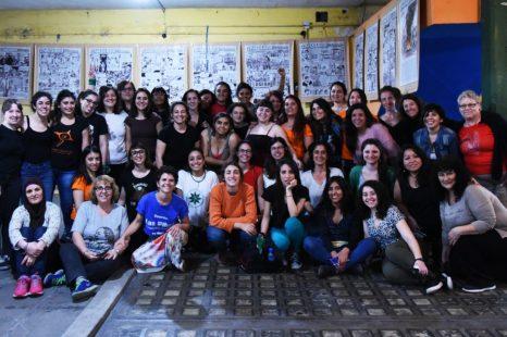Estación Sur participó del I Encuentro de Mujeres de FARCO