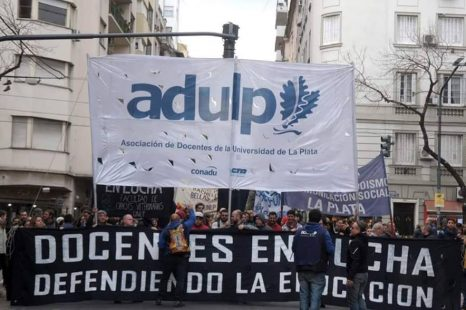 """Gerardo Pérez: """"Resolver lo salarial nos permite avanzar sobre lo presupuestario"""""""