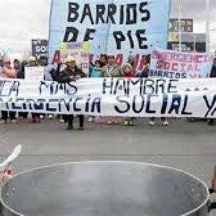 """Daniel Menéndez: """"Un comedor comunitario es una respuesta solidaria de los vecinos"""""""