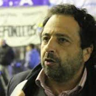 """Federico Bach: """"La salida de este conflicto es la unidad de los trabajadores"""""""