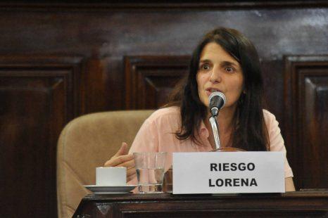 Lorena Riesgo: «El aumento de las tarifas impacta muchísimo sobre la producción de los floricultores».