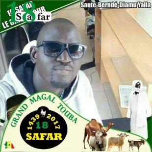 18 Safar Grand Magal Touba 2018