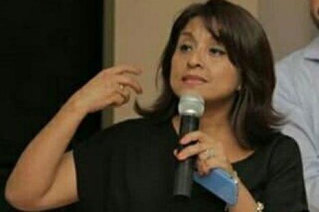 """Lourdes Rivadeneyra: """"Los años de lucha nos han servido y estamos firmes"""""""