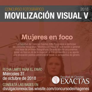 Movilización Visual V – Mujeres en Foco