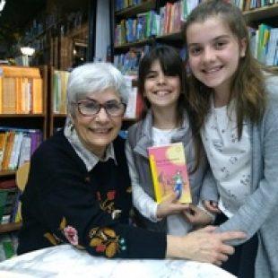 """Norma Huidobro: """"Me sorprendo con los libros de autores nuevos"""""""