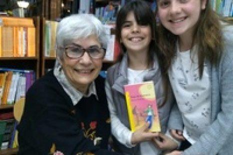 Norma Huidobro: «Me sorprendo con los libros de autores nuevos»