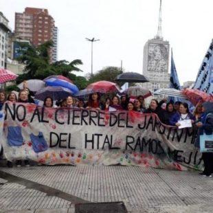 """Verónica Ferreyra: """"Es un ataque a las mujeres trabajadoras del Hospital Ramos Mejía"""""""