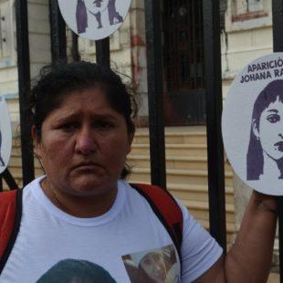 """Disparos contra la casa de Marta Ramallo: """"Garro y a Vidal siguen avalando que desapareciendo nuestras pibas"""""""