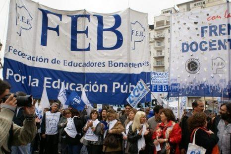 Escalde: «Defendemos las fuentes de trabajo y a toda la clase trabajadora»