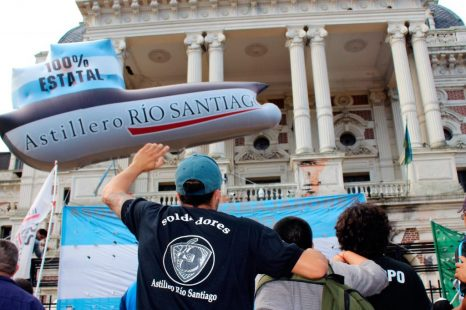 El presupuesto contra Astilleros: 400 millones menos para 2019