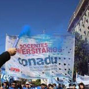 """CONADU: """"El gobierno no va a cambiar su rumbo económico"""""""