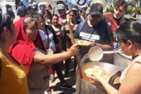 Carmen Amaya: «Este modelo viene profundizando la pobreza y hay mucha desocupación»