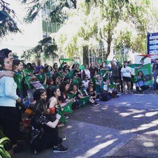 Estación Sur en el Primer Encuentro de Radialistas Feministas