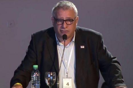 Edgardo Llano: «Sólo reclamamos que Aerolíneas cumpla el acuerdo paritario, y nos dicen que hacemos paros salvajes»
