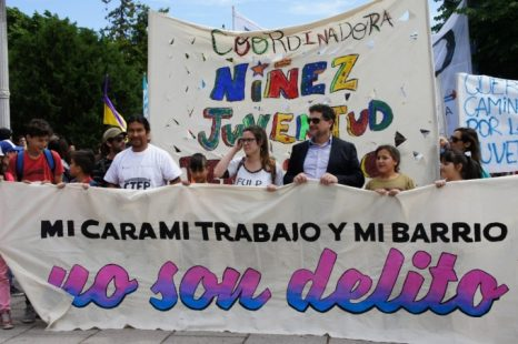 3ª Marcha de la Gorra en La Plata