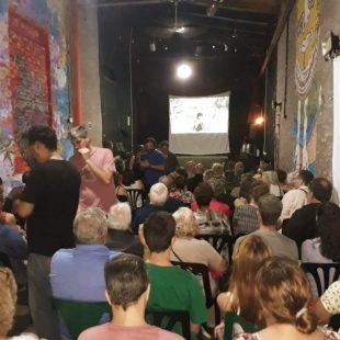 """Presentaron """"Milagro"""" en el Centro Cultural Favero"""